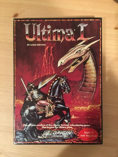 Ultima Auction Spotlight - Apple II version of U1, U3, Collector Guide - http://www.thecaverns.net/Wordpress/ultima-auction-spotlight-apple-ii-version-u1-u3-collector-guide/