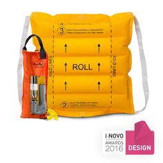 Boat throw buoy / self-inflating TD2401 ThrowRaft