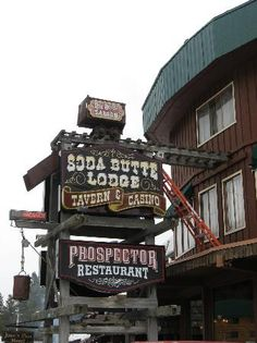 Cooke City Montana - quaint little town in the great Beartooth Mountains, near Yellowstone Nat. Park. Town is hub for several recreational activities  and most famous attractions
