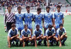 Iraque - Copa do Mundo de 1986 - México