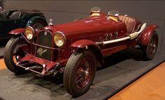 Alfa Romeo 6C Super Sport 1929