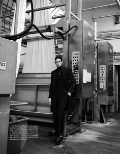 Stella Tennant by Benjamin Alexander Huseby for The Gentlewoman Fall Winter 2013-2014 7