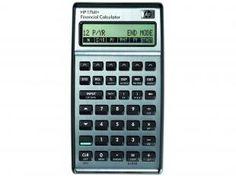 Calculadora Financeira - HP 17BII com as melhores condições você encontra no Magazine Lojaprincipal. Confira!