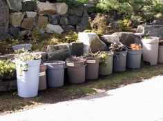 Yard waste recycling is important in order to reduce GHG and extend the life of landfills. Reusing yard waste helps the environment and your garden.