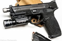 Smith & Wesson M&P .357