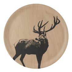 The Nordic series by Muurla have this stunning graphics of the majestic Deer on their beautifully Finnish wooden trays. Perfect for serving drinks on or anything you fancy and this strong & stunning design is a perfect gift for fathers day! Scandinavaian designer wooden trays, perfect for your Pappa.