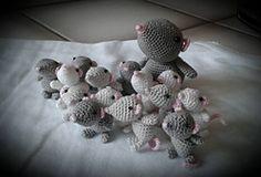 Make it mice family free crochet pattern crochet amigurumi free