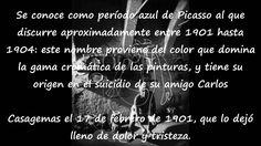 Biografía de Picasso