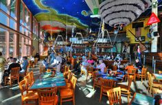 Jimmy Buffet's Margaritaville in Myrtle Beach   Get discount tickets to area attractions with Oceana Resorts at www.oceanaresorts.com    Photo Courtesy of Tom Hildebrand