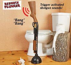 Shotgun Plunger- I will have one!