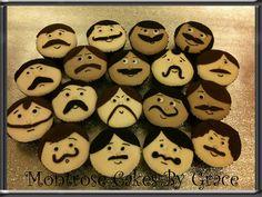 Movember cakes