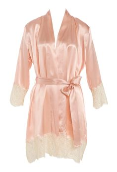 Image for Silk Lace Gown from Peter Alexander