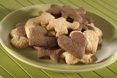 Dvojfarebné sušienky