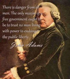 John Adams.  For my speech on trying to become a little more self reliant