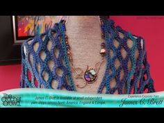 How to Crochet a Shawl - YouTube