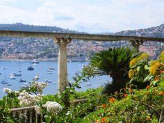 view from villa ephrussi de rothschild - Villa Ephrussi De Rothschild Mariage