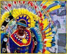 Trinidad and Tobago Carnival.
