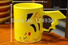 Cute Pikachu #pokemon #cup