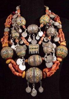 Африканские и арабские украшения | afgan-bazar.ru