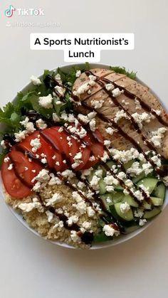 Good Healthy Recipes, Healthy Meal Prep, Healthy Snacks, Healthy Eating, Aesthetic Food, House Landscape, Landscape Design, Diy Food, Food Inspiration