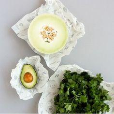 Bijenwasdoeken van Abeego. Milieuvriendelijk verpakken van voedingsmiddelen. - GreenPicnic