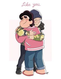 Connie Steven Universe, Steven Universe Pictures, Steven Universe Drawing, Steven Universe Comic, Universe Love, Universe Images, Universe Art, Connie Stevens, Fanarts Anime