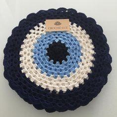 Crochet Flower Tutorial, Diy Crochet, Crochet Flowers, Crochet Mandala, Crochet Handbags, How To Make Handbags, Doilies, Boho Decor, Diy And Crafts