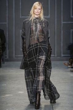 Sfilate Vera Wang Collezioni Autunno Inverno 2014-15 - Sfilate New York - Moda Donna - Style.it