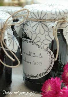 Shabby soul: Elderberry Jam - Marmellata di Sambuco