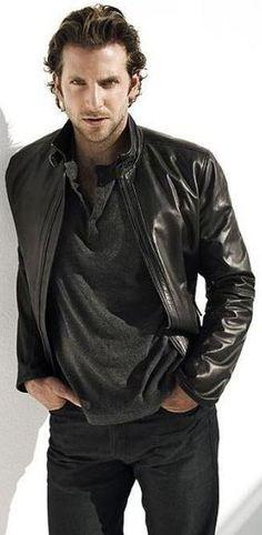 Bradley Cooper being Bradley Cooper.