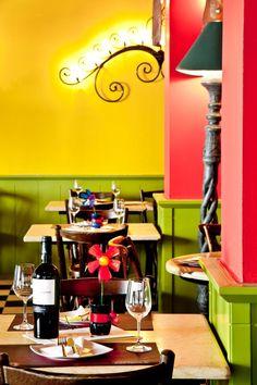 Paparouna restaurant