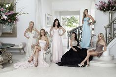 Even though it's embarrassing, I'll admit that watching the Real Housewives is one of my guilty pleasures.