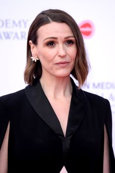 Suranne Jones attends the Virgin Media British Academy Television Awards 2019 at The Royal Festival Hall on May 2019 in London, England. Sophie Rundle, Suranne Jones, Virgin Media, Festival Hall, Gentleman Jack, Tv Awards, Cheap Carpet Runners, Coronation Street, Celebrity Crush