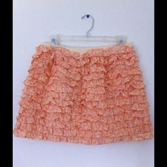 j crew mini skirt Wore once looks new so cute and sexy J. Crew Skirts Mini