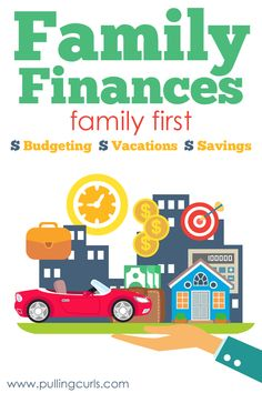 Family Finances can make or break your family.  Come check out all my family money post that help keep our family running smoothly, including budgeting, budgeting for vacations, figuring out savings and more!