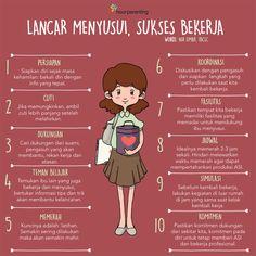 10 Tips Lancar Menyusui, Sukses Bekerja >>