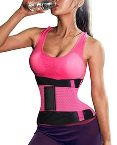 695825a9cf Gotoly Waist Cincher Trimmer Trainers Belt Weight Loss Slimming Workout  Sweating XLarge Yellow    Check out the image by visiting the link.