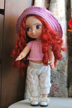 PlayDolls.ru - Играем в куклы: Filtek - вяжу на кукол (3/18)