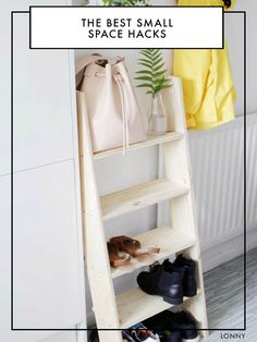 We've curated the very best small space hacks Pinterest has to offer.