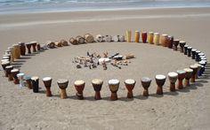 drumming circle drums