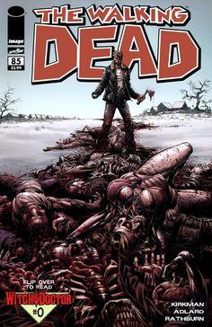 The Walking Dead Comic Book Characters | The Walking Dead Comics