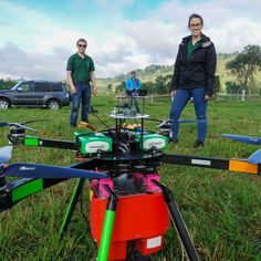 Why not plant chestnut trees using drones? - Climate change in drones' sights with ambitious plan to remotely plant nearly trees a day - ABC News (Australian Broadcasting Corporation) Science And Technology News, Cool Technology, Educational Technology, Computer Science, American Chestnut, New Drone, Climate Change Effects, Oceans Of The World