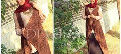 Modest hijab outfits by Devushka