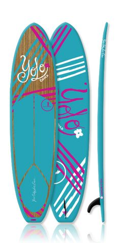 Yolo Board! I want this. (:
