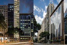 RB12. Torre de oficinas verde