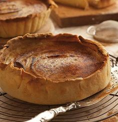 Rustic Milk Tart recipe - from Woolworths Sweet Pie, Sweet Tarts, Melktert, South African Recipes, How Sweet Eats, No Bake Desserts, Delish, Cooking Recipes, Yummy Food