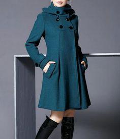 Cappotto donna doppiopetto. In offerta a € 29,90 su http://qpoint.eu/prodotto/cappotto-donna-doppiopetto/