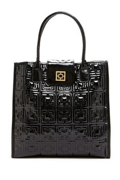 Trina Turk Marla Tote by Color Story: Handbags on @HauteLook. Love TT totes--long-lasting, holds a lot, and sleek.