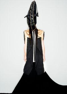TAKASHI NISHIYAMA 2012 mens collection look   coromo
