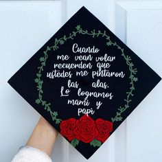 My name is Nathalie & I am graduating from Cal State University, Fullerton with a bachelors in communications. Getting my degree… Disney Graduation Cap, Graduation Cap Toppers, Graduation Cap Designs, Graduation Banner, Graduation Cap Decoration, Grad Cap, College Graduation, Cap Decorations, Graduation Pictures